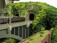 欧州型鉄道模型のブログ  ~marklinを中心にアップします~-碓氷峠1