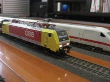 欧州型鉄道模型のブログ  ~marklinを中心にアップします~-OBB
