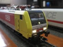 欧州型鉄道模型のブログ  ~marklinを中心にアップします~-OBB4