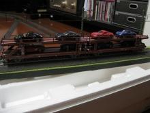欧州型鉄道模型のブログ  ~marklinを中心にアップします~-車運車