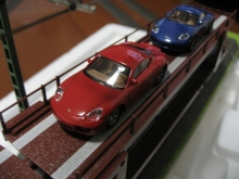 欧州型鉄道模型のブログ  ~marklinを中心にアップします~-車運車3