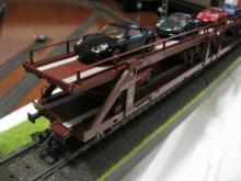 欧州型鉄道模型のブログ  ~marklinを中心にアップします~-車運車4