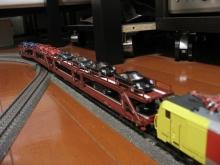 欧州型鉄道模型のブログ  ~marklinを中心にアップします~-車運車5